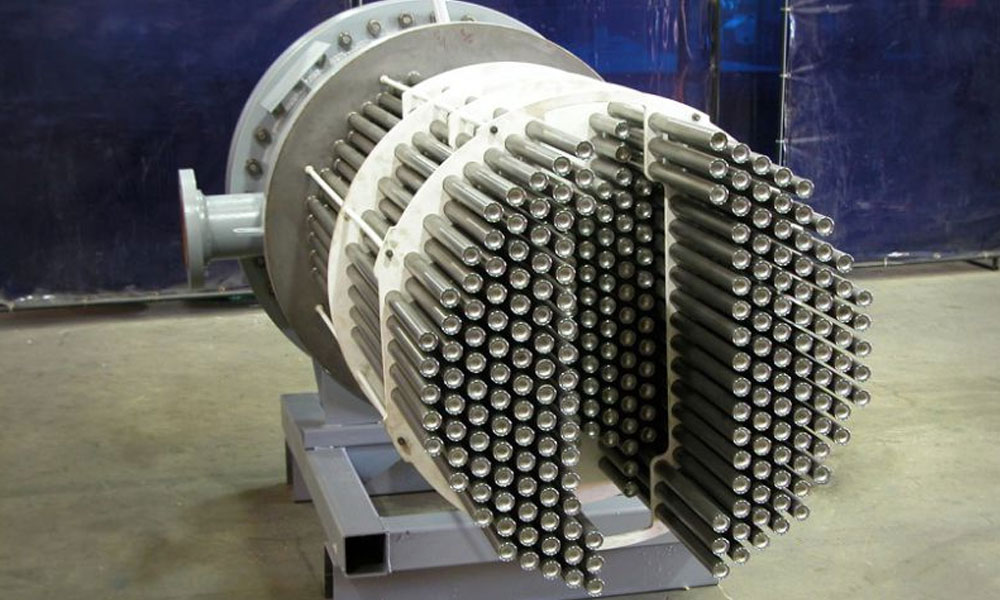 Stainless Steel Condenser Tubes