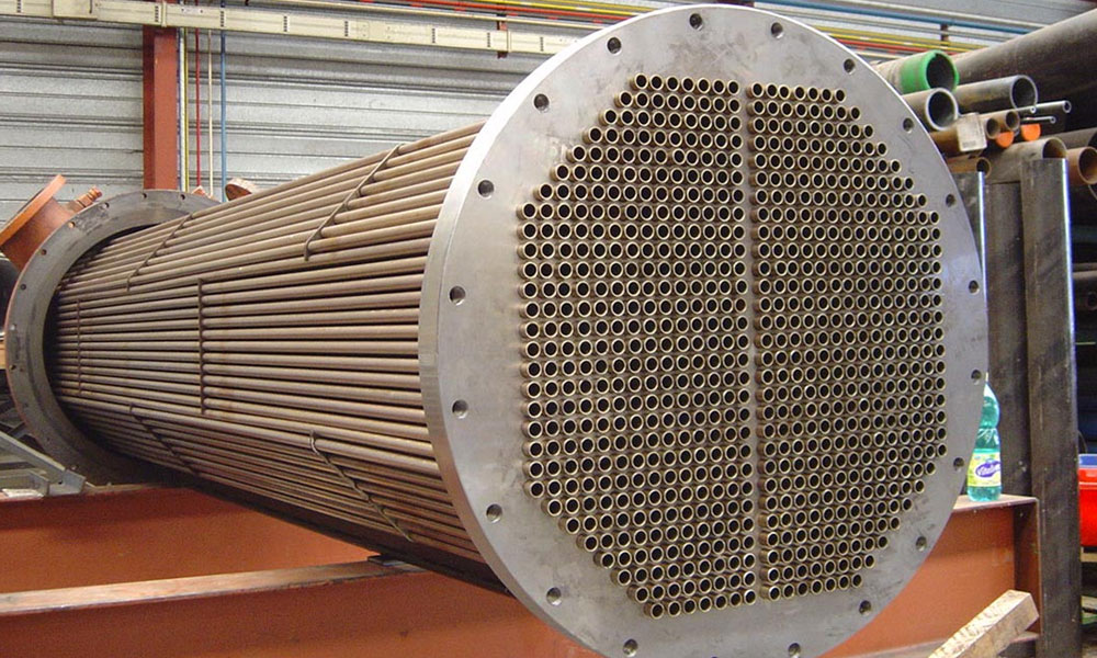Stainless Steel 317 / 317L Condenser Tubes