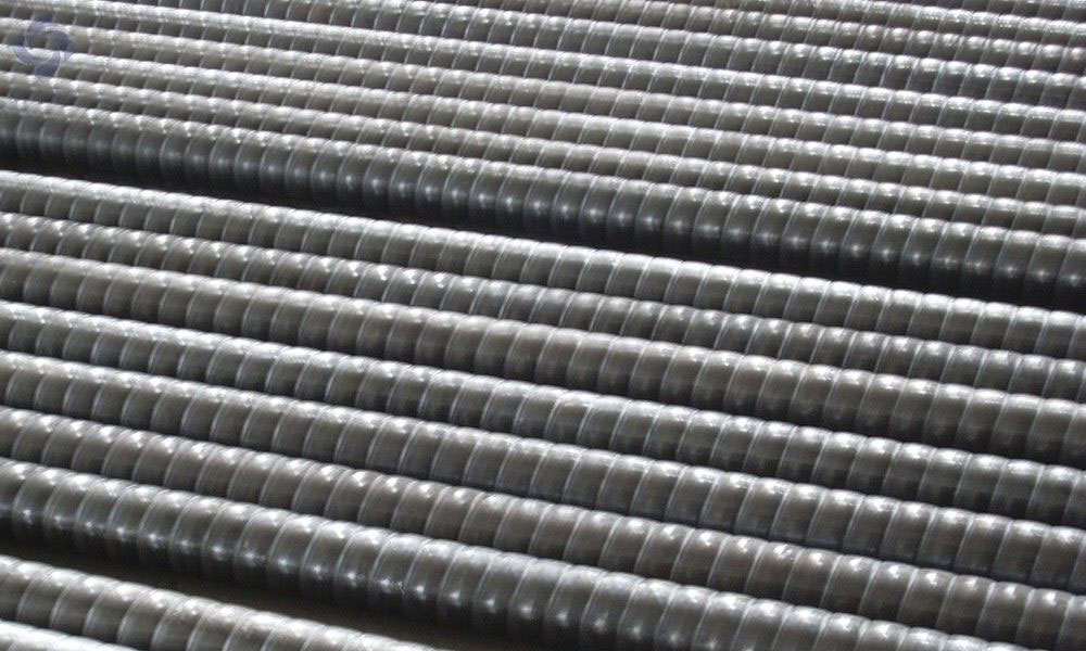 Stainless Steel 304H Corrugated Tubes