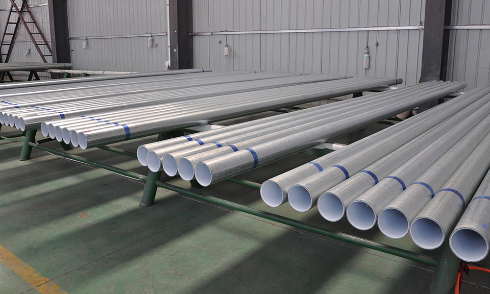 Stainless Steel 347 / 347H Welded Pipes