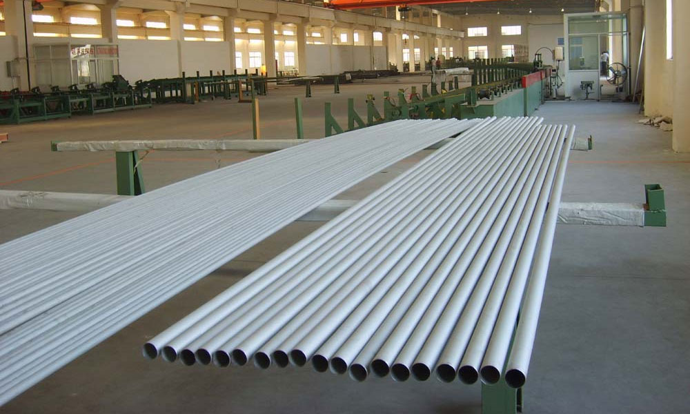 Duplex Steel UNS S32205 Welded Tubes