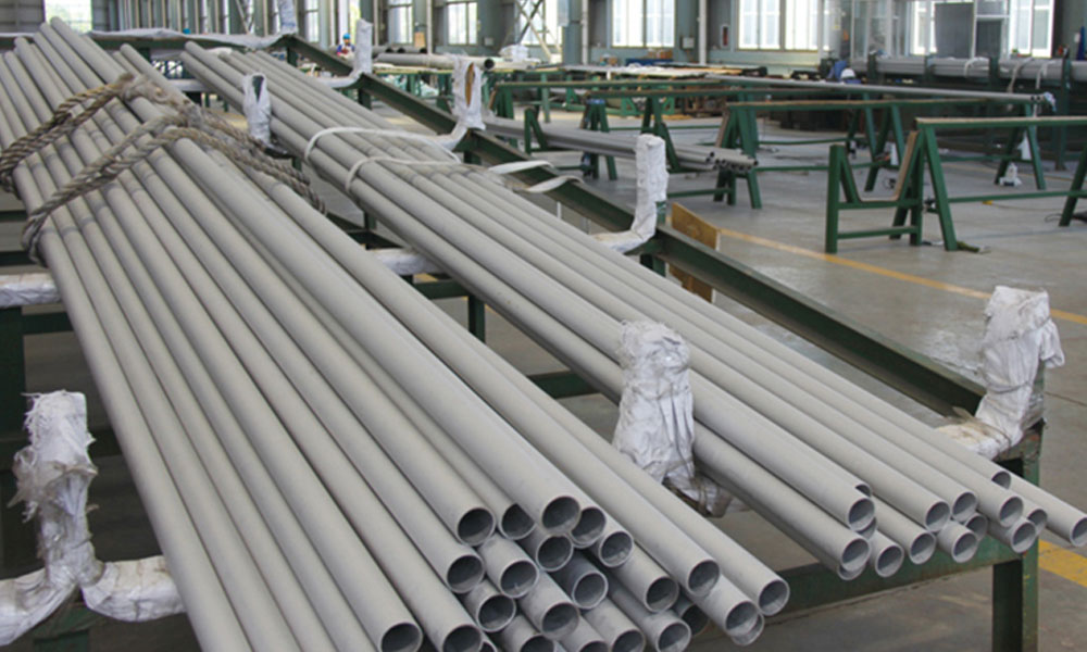 Stainless Steel 317 / 317L Welded Pipes