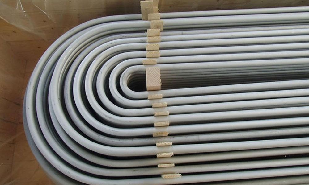 Stainless Steel 316 Welded U Tubes