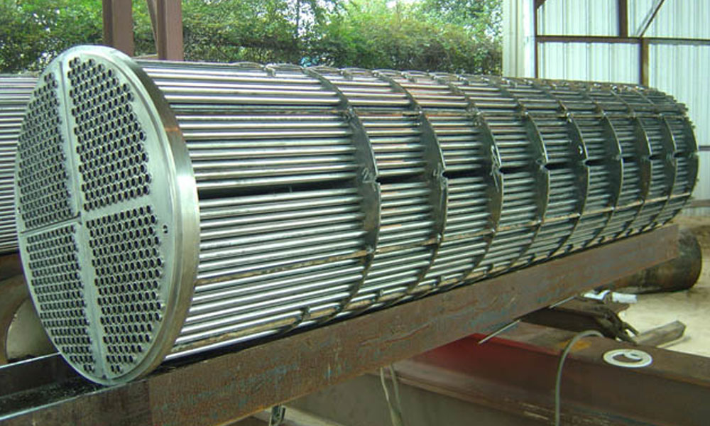 Stainless Steel 316 Condenser Tubes