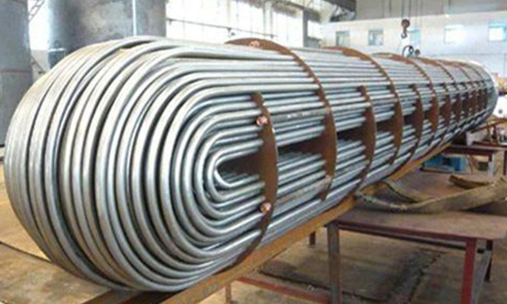Stainless Steel 304L Welded U Tubes