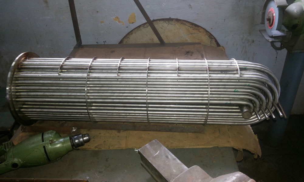 Stainless Steel 316L Heat Exchanger Tubes