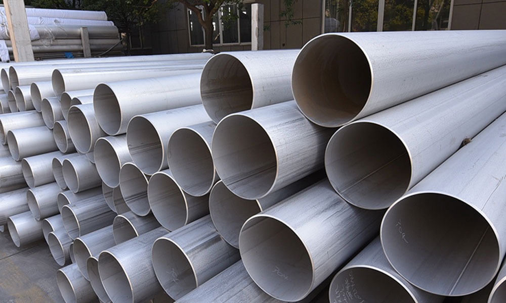 Super Duplex Steel UNS S32750 Welded Pipes