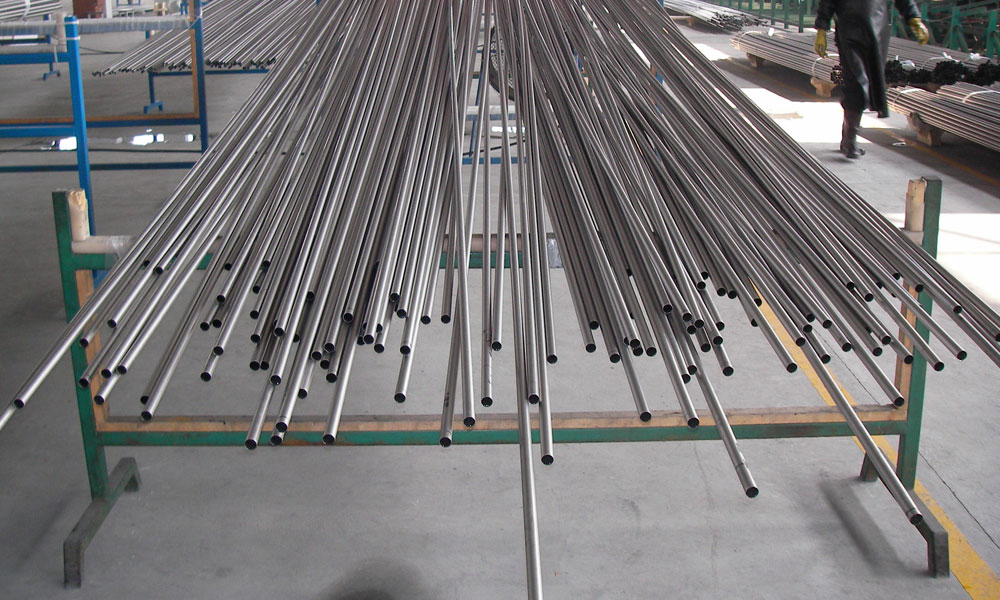 Stainless Steel 317 / 317L Instrumentation Tubes