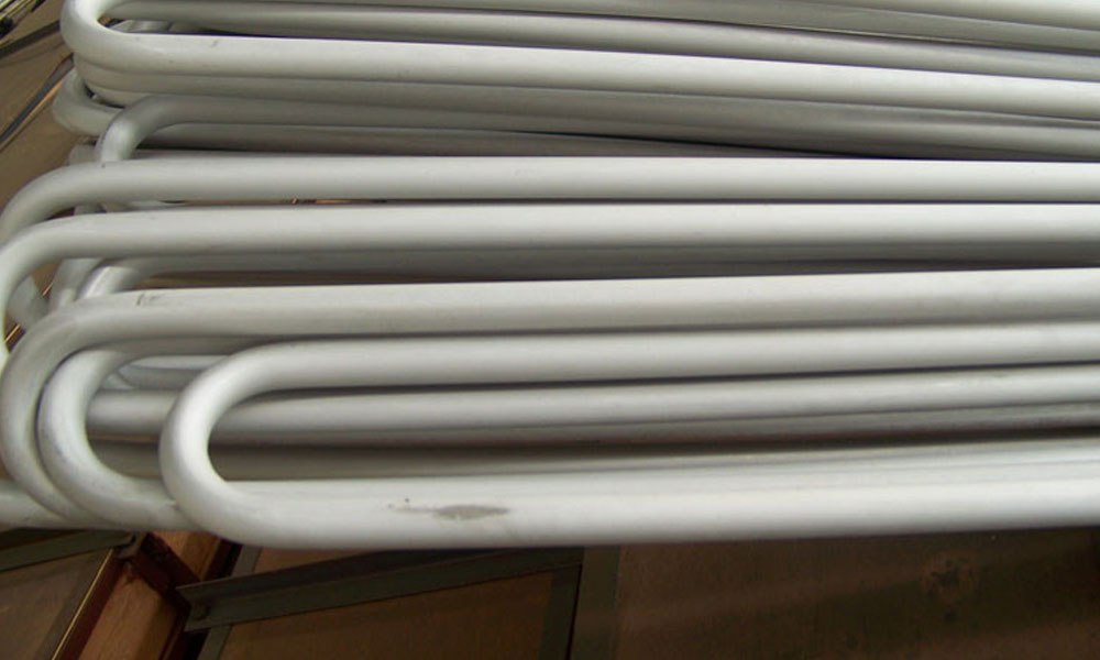 Stainless Steel 321 / 321H Welded U Tubes