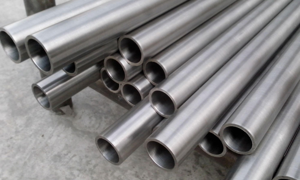Titanium Gr 2 Pipes